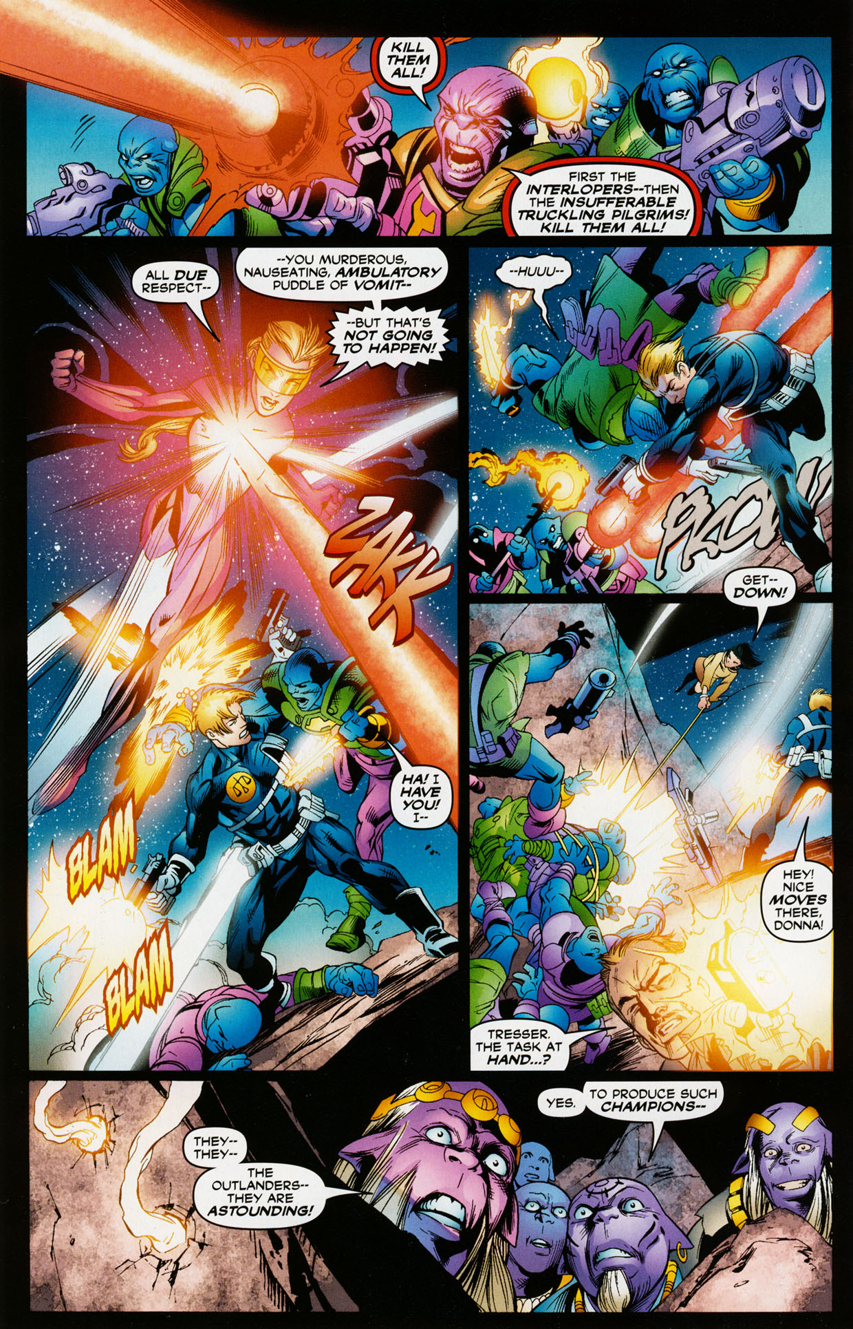 Read online Trinity (2008) comic -  Issue #35 - 4