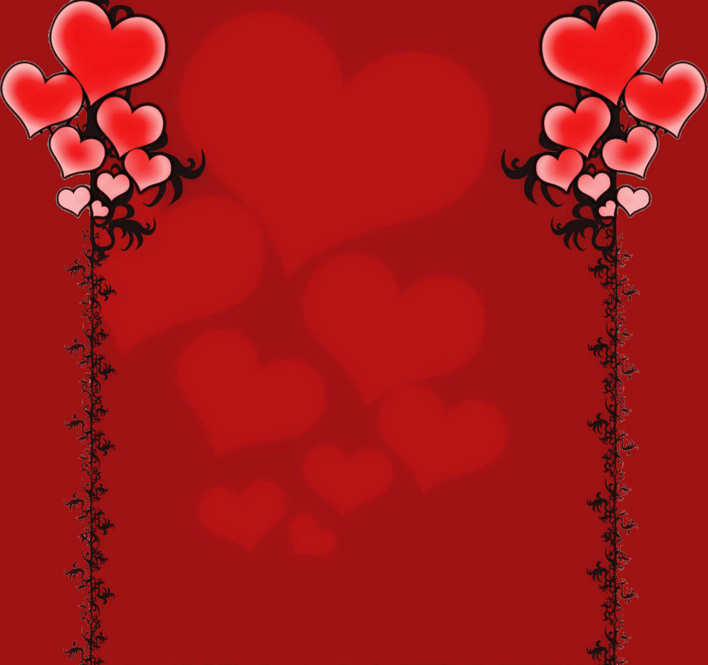 Love red wallpaper, love wallpaper  Amazing Wallpapers
