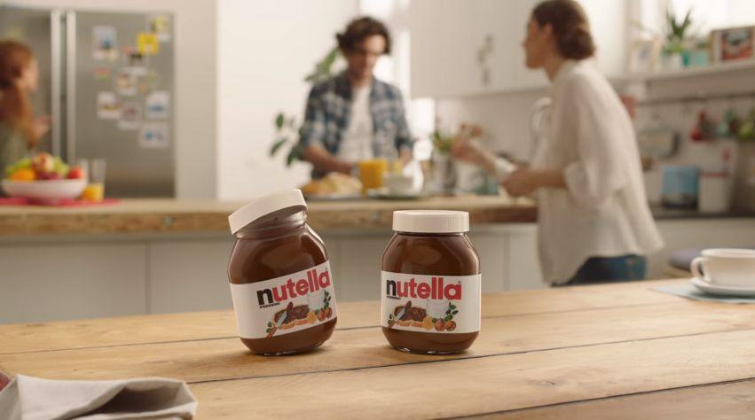 Canzone pubblicità Nutella L'entusiasmo Accende la Musica | Giugno 2017