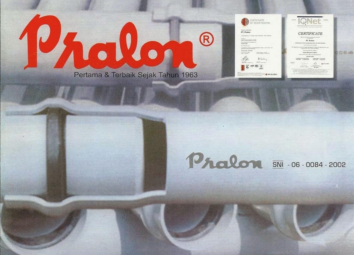 PIPA PRALON   PABRIK PIPA PVC & PINTU PVC