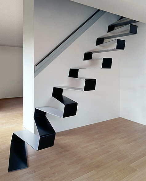 Suspended Style 32 Floating Staircase Ideas For The: 15 Awesome Staircases And Amazing Staircase Designs