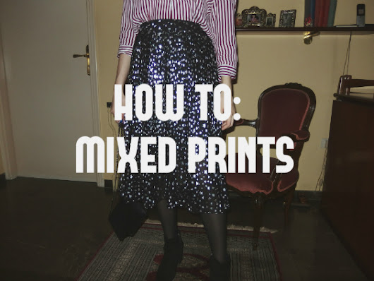 Fashion Conundrums: Mixed Prints