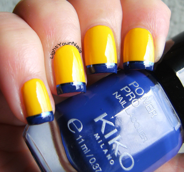 Kiko Power Pro n. 31 Giallo: Minions' nails