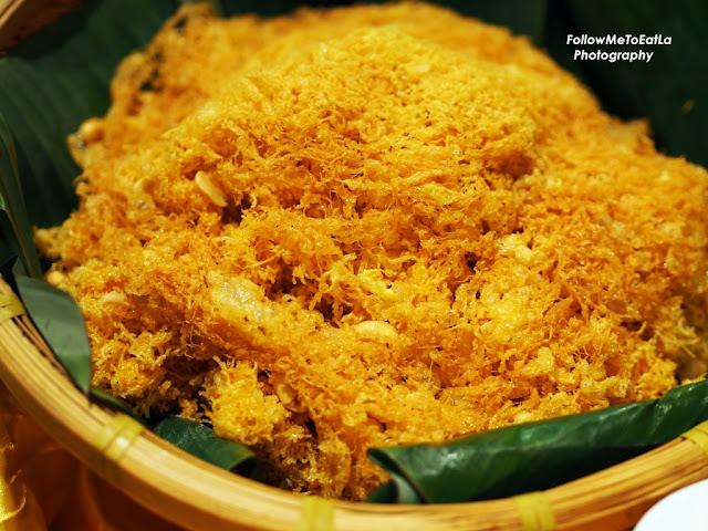Mee Krob Thai Crispy Fried Noodles