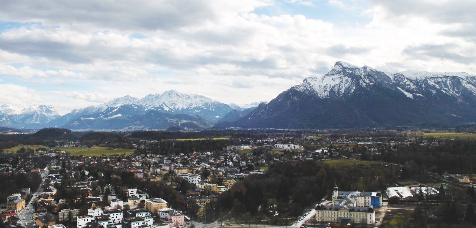 Salzberg Mountain View