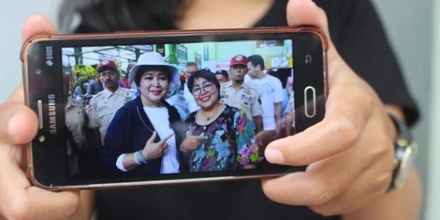 Pose 2 Jari Saat Foto Bareng Titiek Soeharto, ASN di Malang Diperiksa Bawaslu