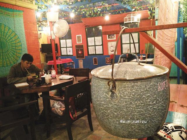 Kedai kopi opa mahmud padang