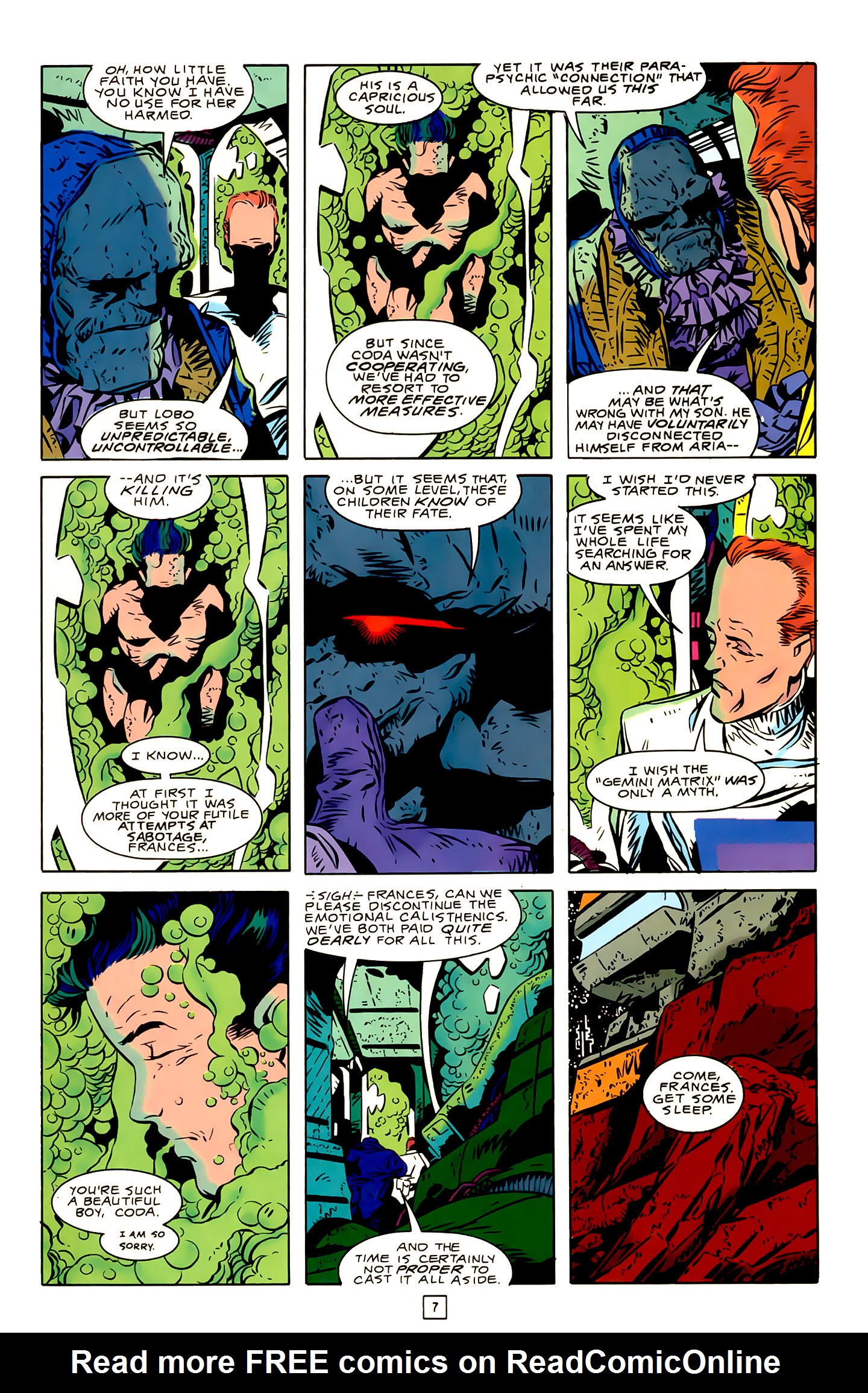 Legion of Super-Heroes (1989) 22 Page 7