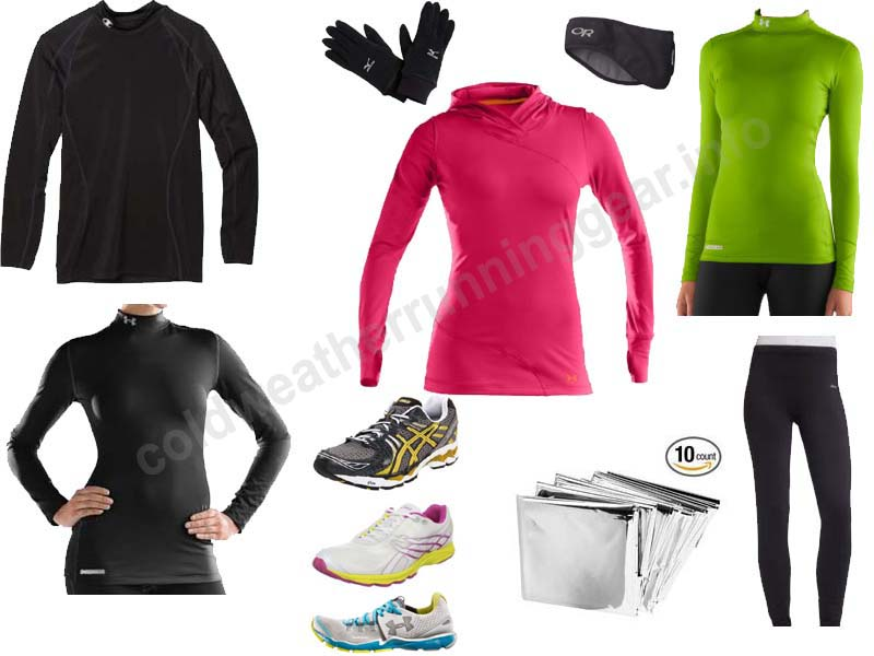 14c11682361e Special Guidance to Choose Cold Weather Running Gear