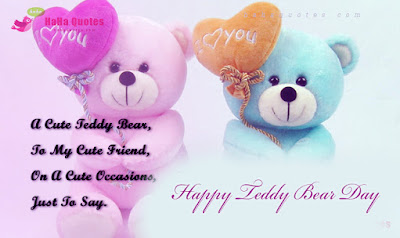 Happy Teddy Day Quotes Images Wallpapers Pictures 2017