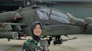 Sersan Satu TNI Nur Hayyu Safitri Puspitasari
