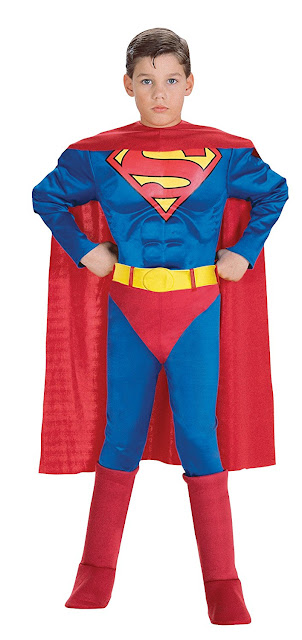 Superman A Super Hero Costume Halloween