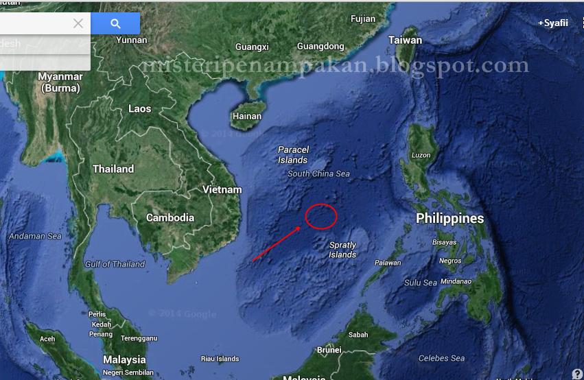 Pesawat Malaysia Airlines Hilang Dilihat Dari Mata Supranatural