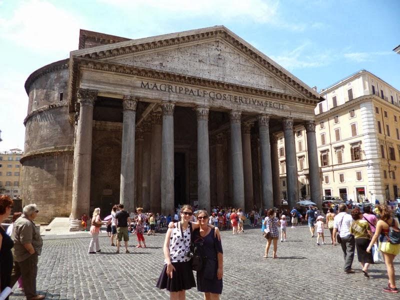 Pantheon, minhas primas em 2013