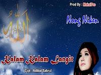 Lirik Lagu Nong Niken Kalam Kalam Langit (OST Kalam Kalam Langit)