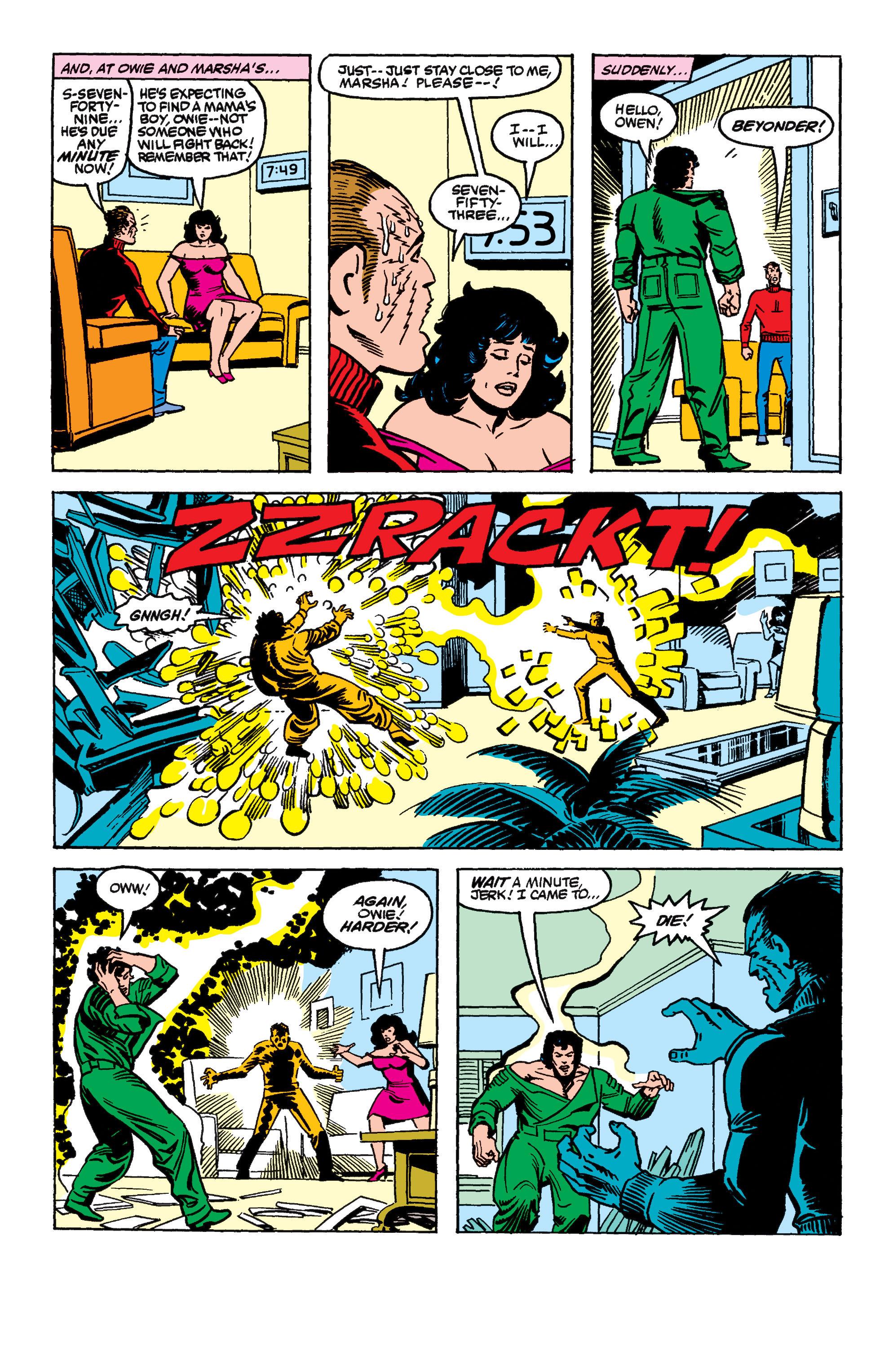 Read online Secret Wars II comic -  Issue #8 - 24