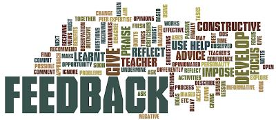 ESL ,TEFL, Teacher feedback form, Class survey, ELT