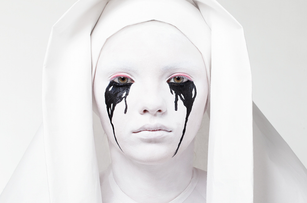 freesensenews 6 diy easy scary halloween makeup tutorials