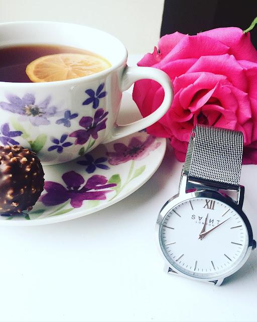 Discount Code, Ideal Gift, Idealny Prezent, Kod zniżkowy, Porady, Present Suggestions, Promocja, Promotional Code, Saint London XVI Watch as a Jewellery, Zegarek jak biżuteria, Zegarki