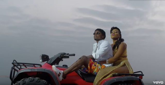 Emma Nyra Ft Harmonize - Jamina Remix Video