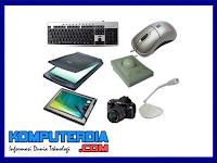 Pengertian Input Komputer (Input Device) dan macam - macam Input komputer