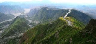 Pesona Wisata Gunung Kelud Kediri JaTim