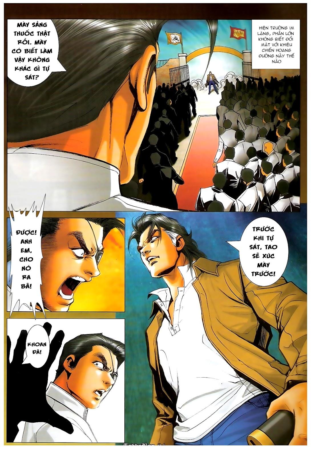 Người Trong Giang Hồ - Chapter 1218: 1 vs 1000 - Pic 23