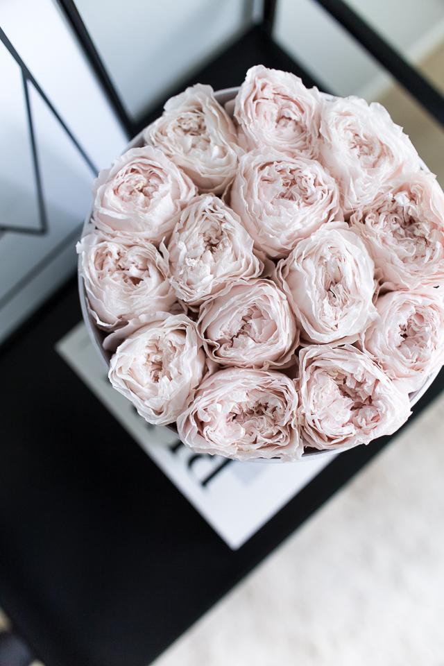 infinity flower box, ruusulaatikko, villa h, työhuone, työhuoneen sisustus