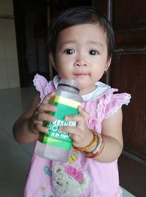 Minum Racun Serangga