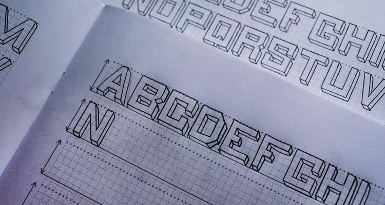 kaligrafia ćwiczenia