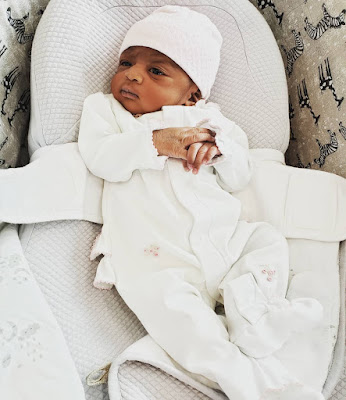 Gabrielle Union and Dwyane Wade's daughter KaaviaJames Union Wade