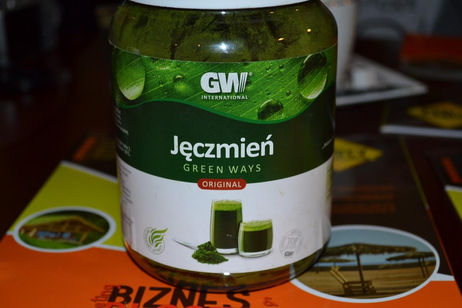 zielony jęczmień medfuture