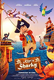 Assistir Capitao Sharky O Pequeno Pirata