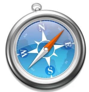 Safari - 10 Browser Terbaik, Tercepat dan Aman