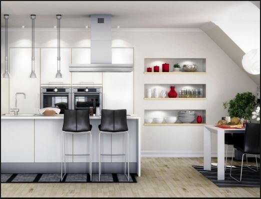Phụ kiện tủ bếp thông minh giải quyết nỗi lo bếp chật thiếu tiện ích