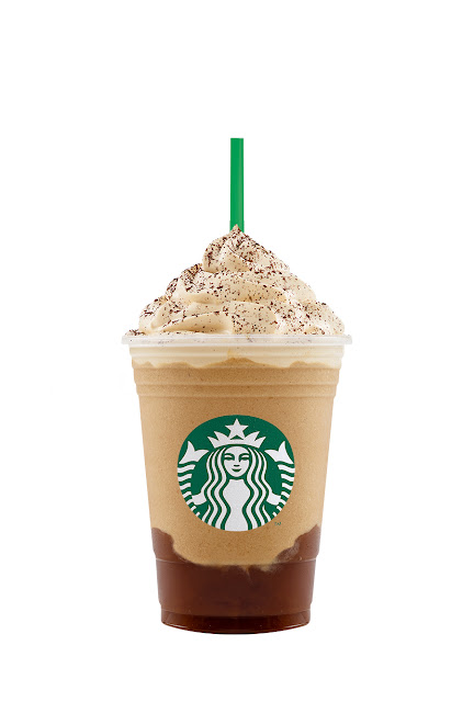 Irish Cream Coffee Pudding Frappuccino