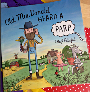Autistic and Pregnant Old Macdonald Heard A Parp Review Childrens Book Blogger