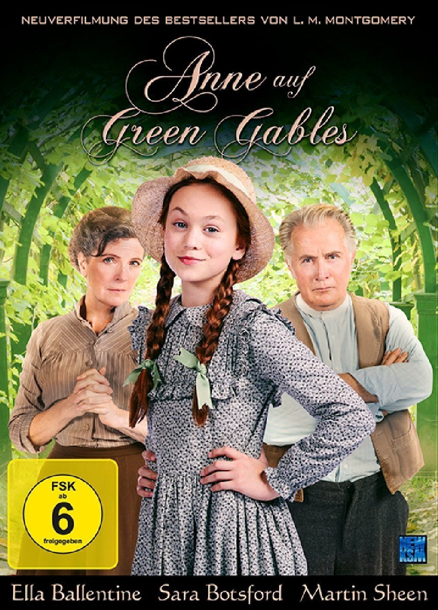 Sous les lilas anne la maison aux pignons verts revient for Anne la maison au pignon vert film