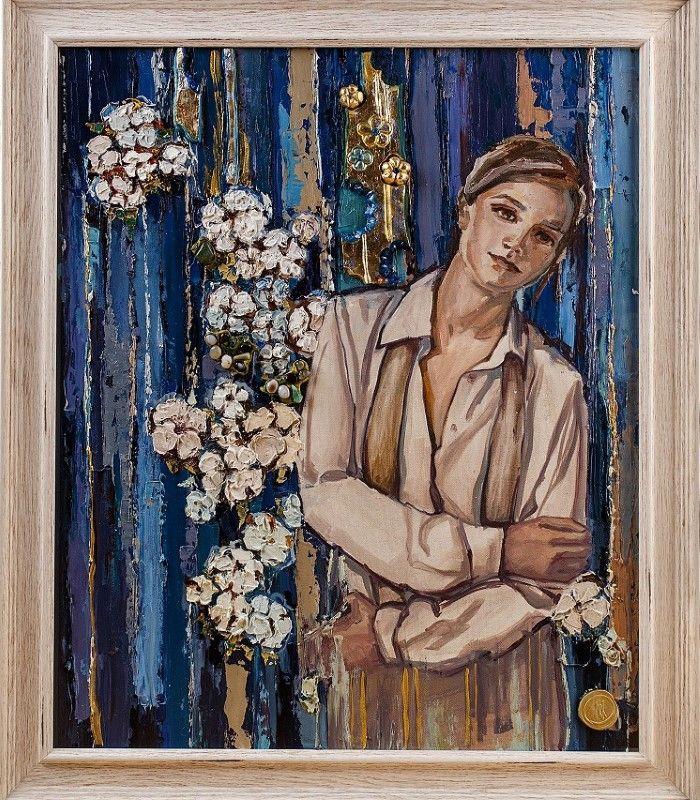 """Коллекция картин Натальи Балясиной """"Грани женственности"""""""