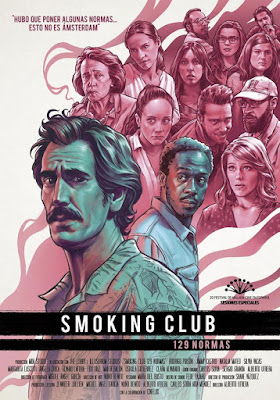 Smoking Club (129 Normas) 2017 DVD R2 PAL Spanish