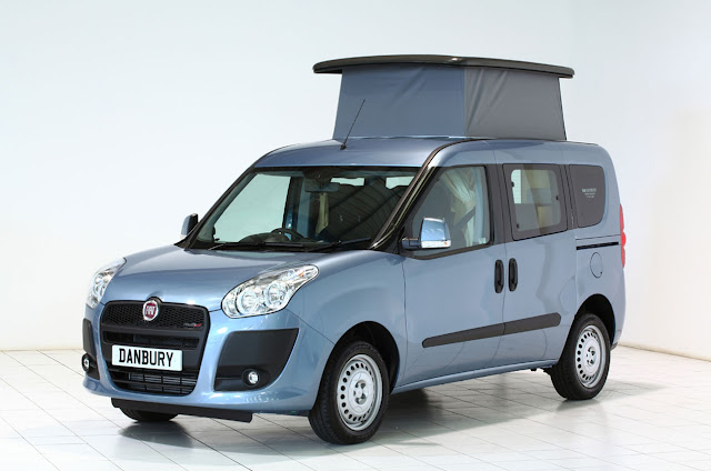 Ram Promaster City Campervan