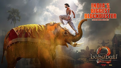 383 crores! All languages in 4 days! Baahubali 2 The Conclusion Indian Cinema's crowning glory!