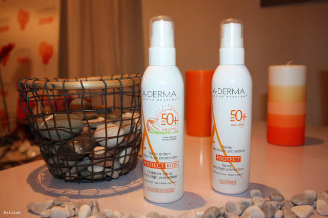 Protect kids et spray adulte  de A-Derma