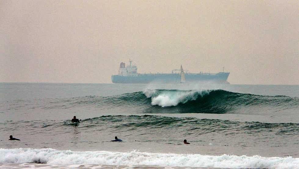 sopelana surf coche covid confinamiento