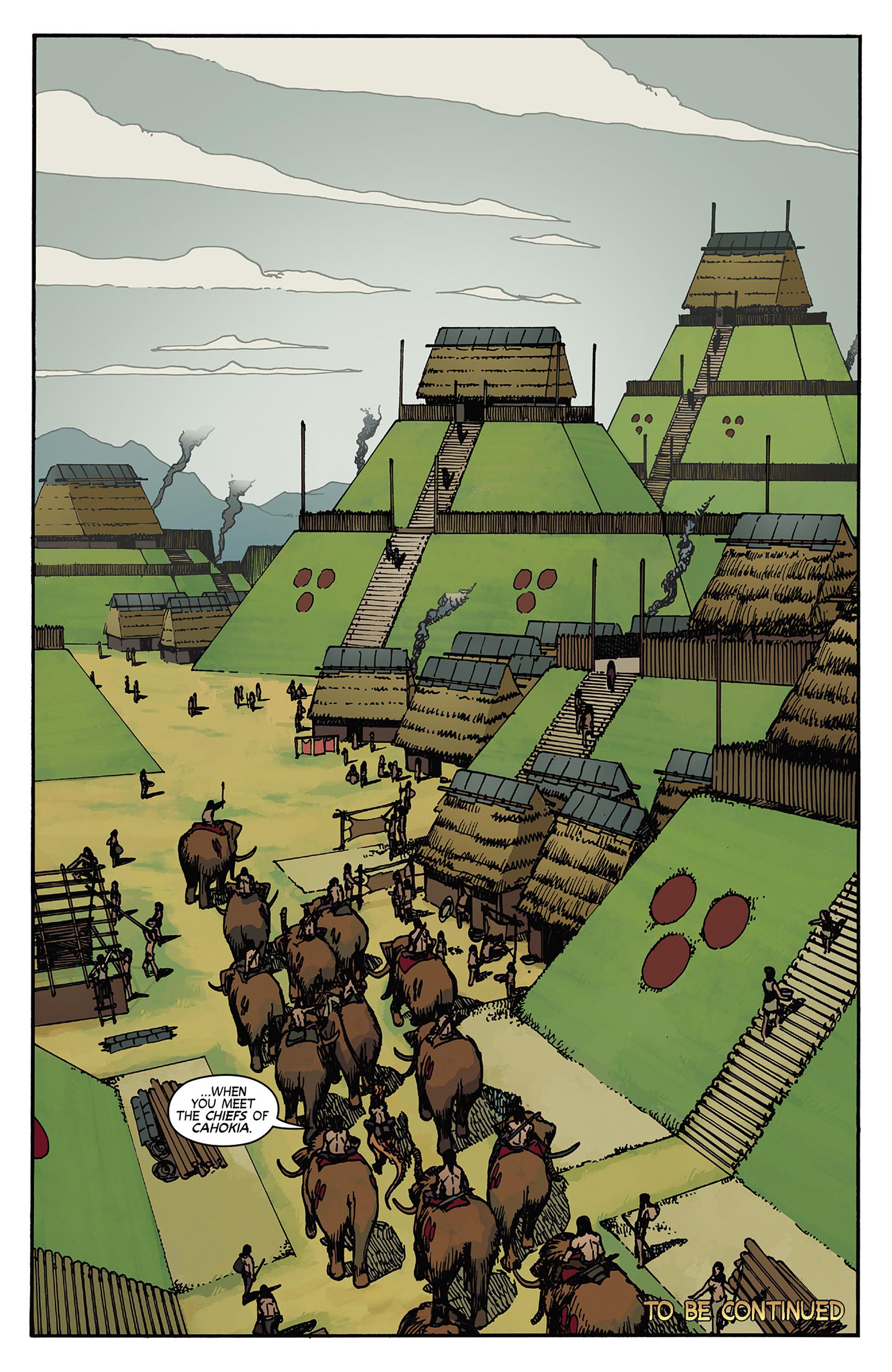 Read online Turok: Dinosaur Hunter (2014) comic -  Issue #5 - 22