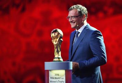 Mantan Sekjen FIFA ini dilarang dari Sepakbola Selama 12 Tahun