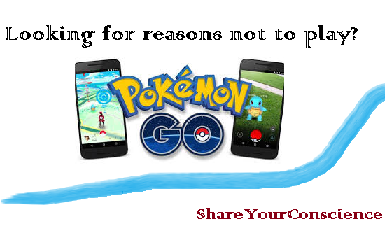 Pokemon Go - Mobile game funny facts