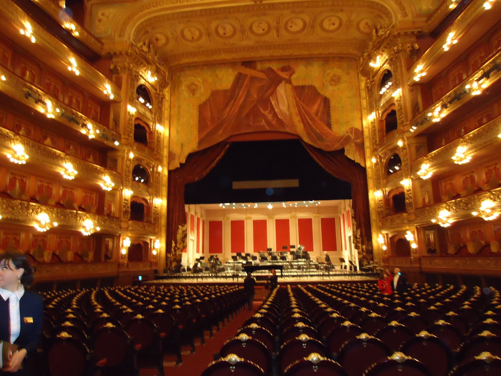 The Teatro Colon to resume Guided Visits - Ideas Turísticas