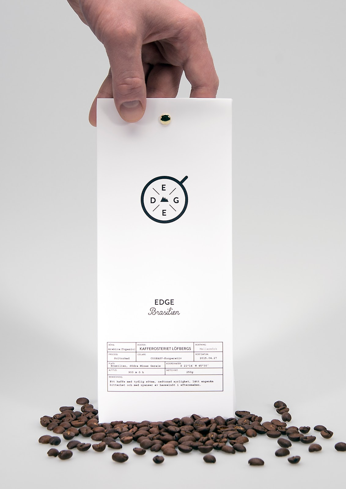 Edge Explore Your Coffee Student Project On Packaging Of The