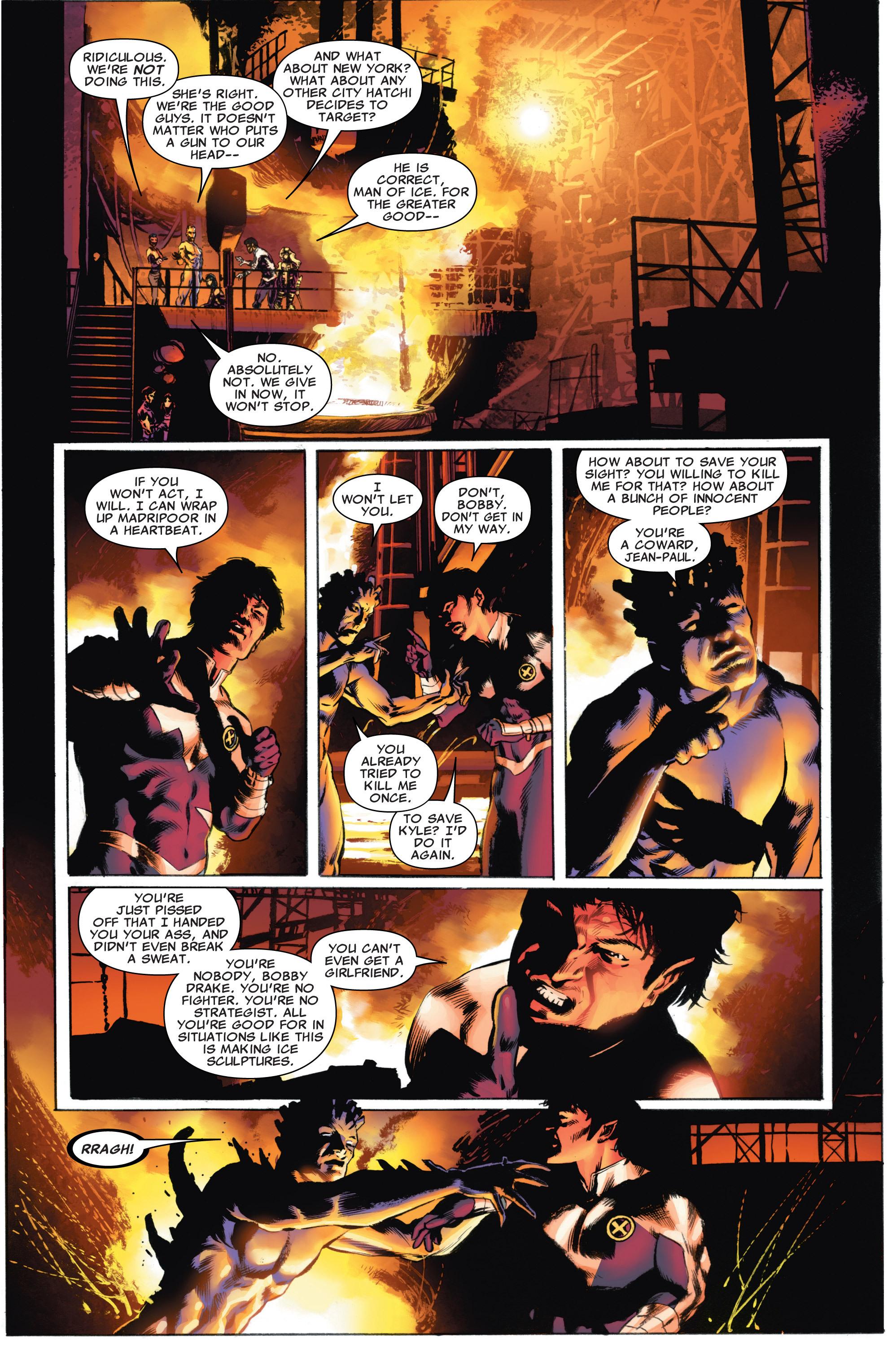 Read online Astonishing X-Men (2004) comic -  Issue #54 - 20